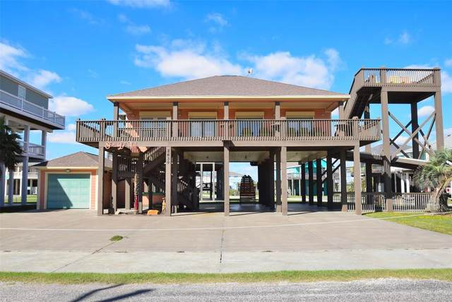 2639 Whitecap, Crystal Beach, TX 77650 (MLS #84049038) :: The Home Branch