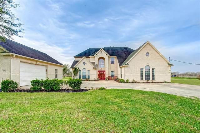 2310 Engeling Road, Rosenberg, TX 77471 (MLS #8405989) :: The SOLD by George Team