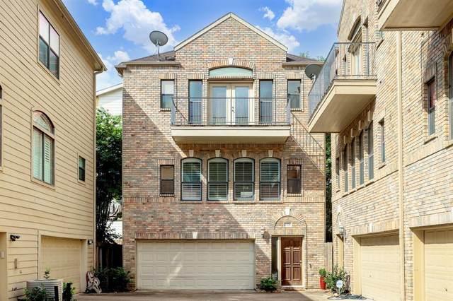 2308 Jackson Street, Houston, TX 77004 (#84068076) :: ORO Realty