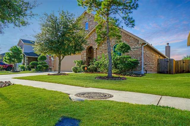 9818 Clanton Pines Drive, Humble, TX 77396 (MLS #84076936) :: The Freund Group