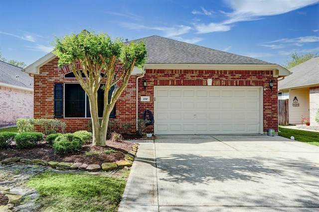 2110 W Marsala Drive, Pearland, TX 77581 (MLS #84080539) :: Lisa Marie Group | RE/MAX Grand