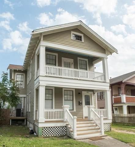 911 Post Office Street, Galveston, TX 77550 (MLS #84088032) :: The Heyl Group at Keller Williams
