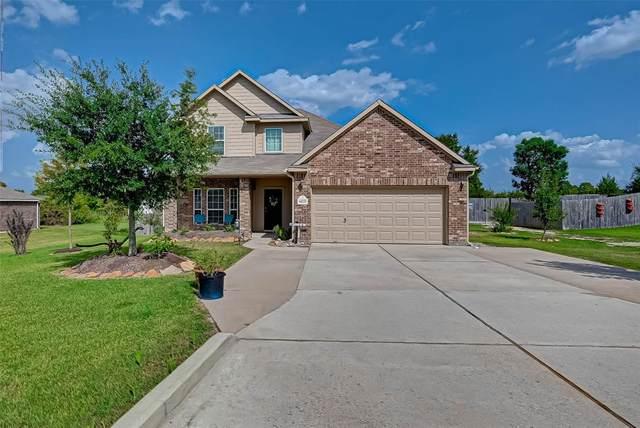 14232 Brushwood Drive, Willis, TX 77318 (MLS #84109491) :: The Wendy Sherman Team