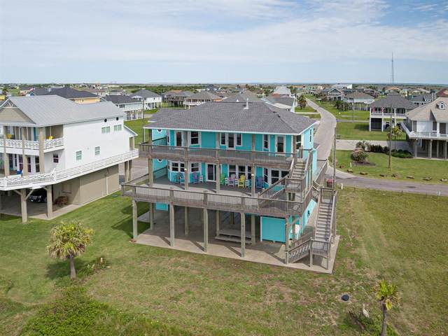 2396 Sand Drift Lane, Crystal Beach, TX 77650 (MLS #84112970) :: Homemax Properties