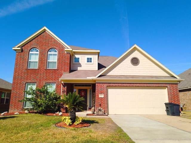 5447 Peppermint Drive, Baytown, TX 77521 (MLS #84121644) :: Texas Home Shop Realty