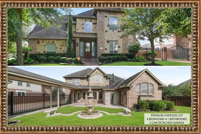 7906 Sleepy Rose Court, Humble, TX 77396 (MLS #84126701) :: Ellison Real Estate Team