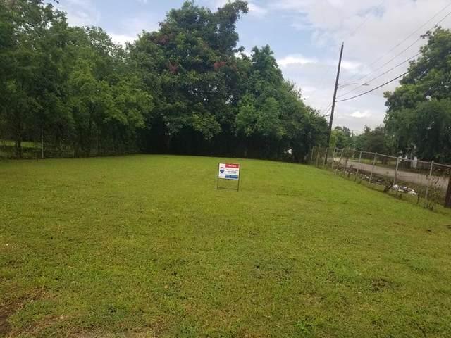 2302 Chew Street, Houston, TX 77020 (MLS #84129017) :: My BCS Home Real Estate Group