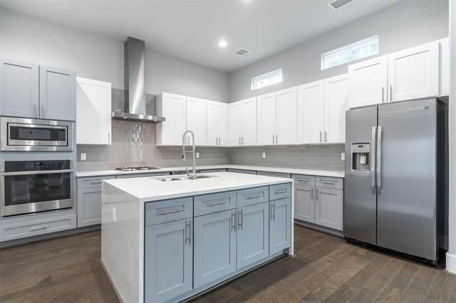 1557 W 22nd Street, Houston, TX 77008 (MLS #84165783) :: Texas Home Shop Realty