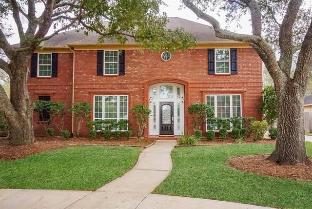 4403 Heatherwilde Street, Sugar Land, TX 77479 (MLS #84169613) :: Caskey Realty