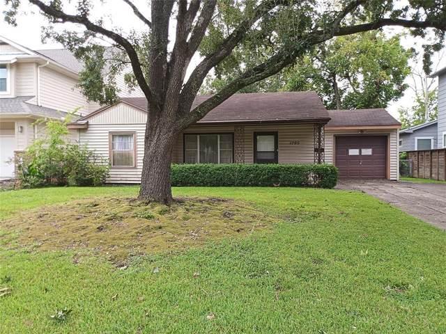 1705 Ebony Lane, Houston, TX 77018 (MLS #84179584) :: All Cities USA Realty