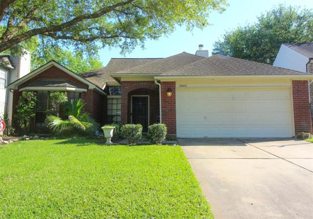 2003 Old Dixie Drive, Richmond, TX 77406 (MLS #8418485) :: Lion Realty Group / Exceed Realty