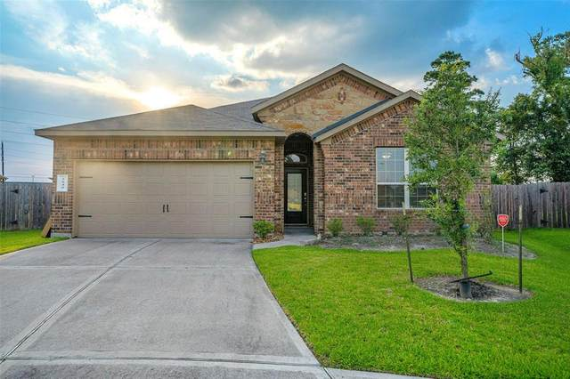 5646 Claymore Meadow Lane, Spring, TX 77389 (#84185741) :: ORO Realty