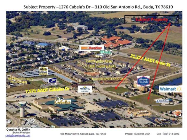 310 Old San Antonio Road, Buda, TX 78610 (MLS #84208838) :: Grayson-Patton Team