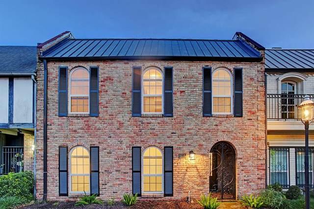 8615 La Fonte Street, Houston, TX 77024 (MLS #84213124) :: Lerner Realty Solutions
