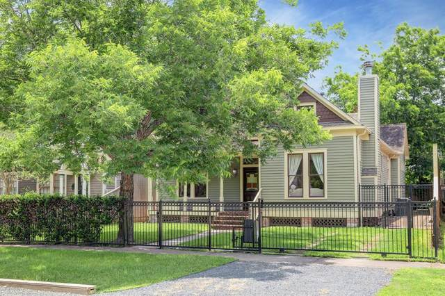 1325 Allston Street, Houston, TX 77008 (MLS #84216792) :: Connect Realty