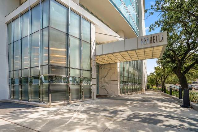 4521 San Felipe Street #2102, Houston, TX 77027 (MLS #84232651) :: The Queen Team