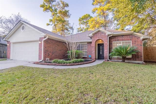 7403 Woodpecker Bend, Humble, TX 77396 (MLS #8423318) :: Texas Home Shop Realty