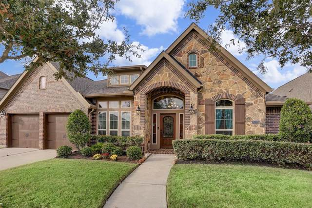 3221 Tamara Creek Lane, Pearland, TX 77584 (MLS #84233887) :: The Queen Team