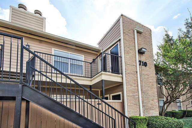 710 Bering Drive K, Houston, TX 77057 (MLS #84235319) :: Michele Harmon Team