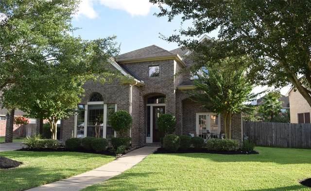17107 Country Brook Lane, Houston, TX 77095 (MLS #84237578) :: Caskey Realty