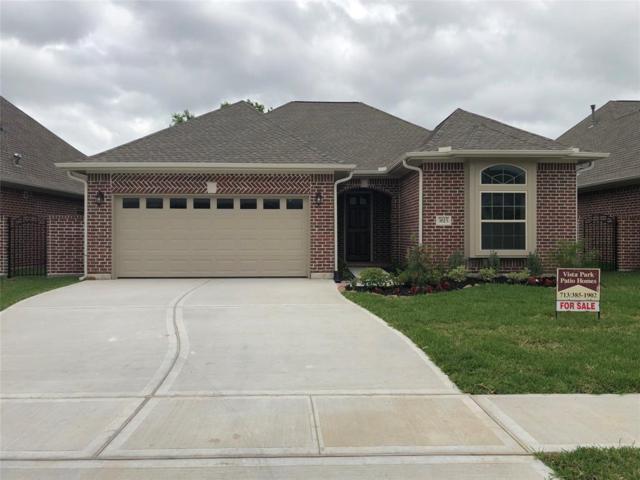 3615 Camden, Pasadena, TX 77504 (MLS #84246499) :: Texas Home Shop Realty