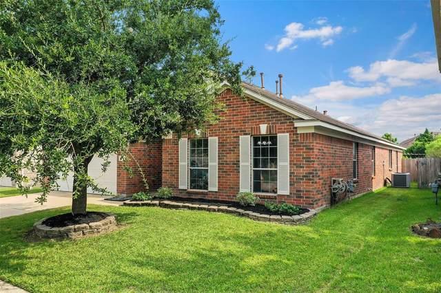 19218 Dawntreader Drive, Cypress, TX 77429 (MLS #8424675) :: My BCS Home Real Estate Group