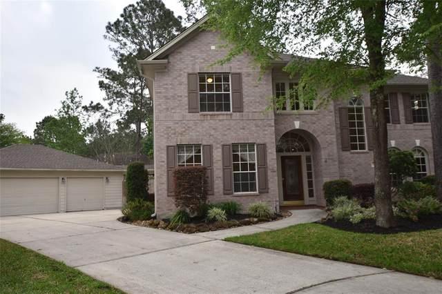 4927 Berry Knoll Court, Kingwood, TX 77345 (MLS #84249065) :: Green Residential