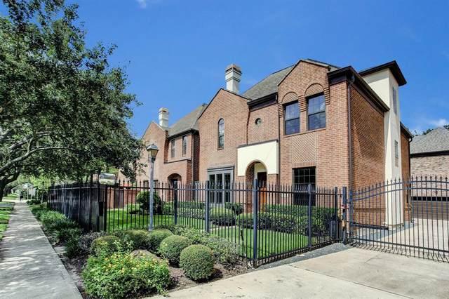4105 Montrose Boulevard, Houston, TX 77006 (MLS #84253310) :: The Wendy Sherman Team