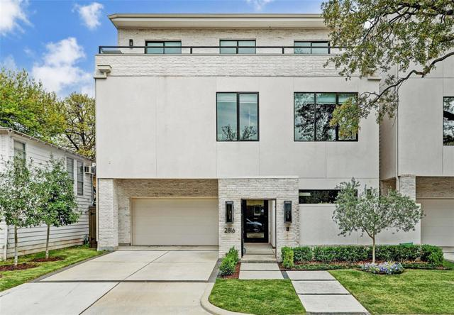 2816 Newman Street, Houston, TX 77098 (MLS #84257551) :: The Kevin Allen Jones Home Team