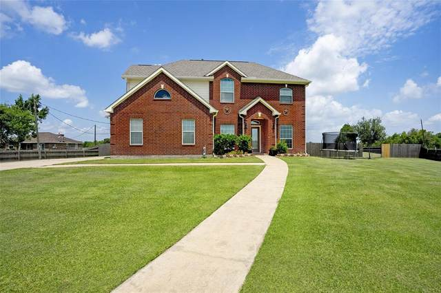 4003 Kelley Leigh Drive, Rosharon, TX 77583 (MLS #84274912) :: The SOLD by George Team