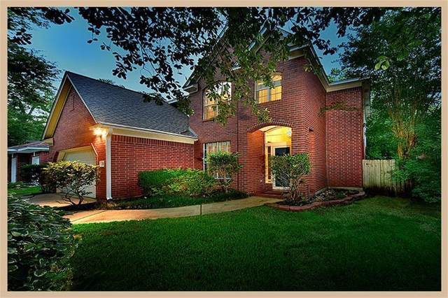 30 Wind Harp Place, The Woodlands, TX 77380 (MLS #84298223) :: The Home Branch