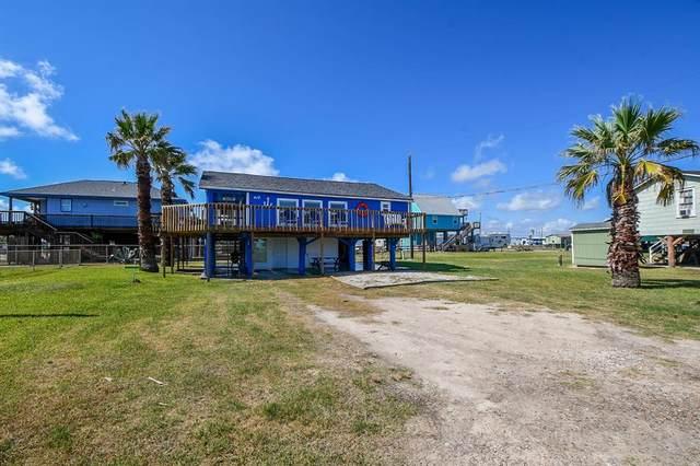 416 Seabean St Street, Surfside Beach, TX 77541 (MLS #84310296) :: Caskey Realty