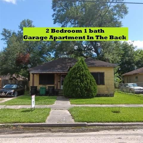 7734 Capitol Street, Houston, TX 77012 (MLS #84314630) :: Keller Williams Realty