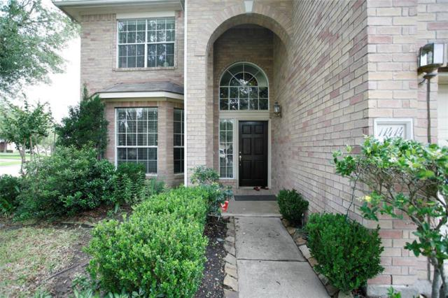 11414 White Forge Court, Sugar Land, TX 77498 (MLS #84320129) :: Texas Home Shop Realty
