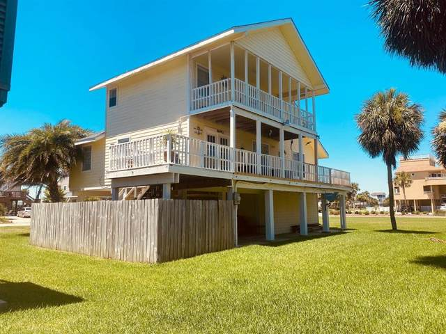 13707 Pirates Beach Boulevard, Galveston, TX 77554 (MLS #8432187) :: Christy Buck Team