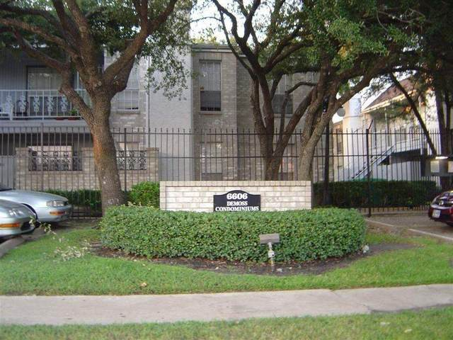 6606 De Moss Drive #1014, Houston, TX 77074 (MLS #8432425) :: Giorgi Real Estate Group