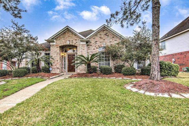 3919 Southsand Drive, Pearland, TX 77584 (MLS #84334484) :: Fairwater Westmont Real Estate