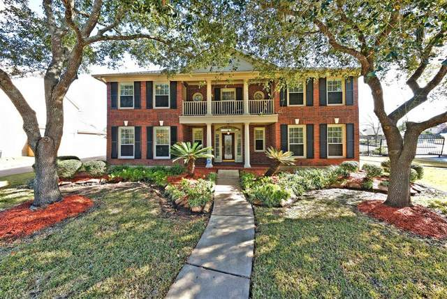 4415 Oak Forest Drive, Missouri City, TX 77459 (MLS #84336412) :: Lerner Realty Solutions