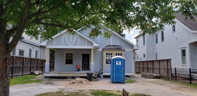1208 Tulane Street, Houston, TX 77008 (MLS #84341843) :: Giorgi Real Estate Group