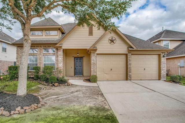 3707 Gazelle Lane, Pearland, TX 77584 (MLS #84343832) :: Texas Home Shop Realty