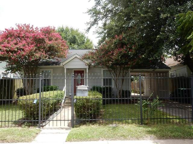1123 E 23rd Street, Houston, TX 77009 (MLS #84361715) :: The Heyl Group at Keller Williams