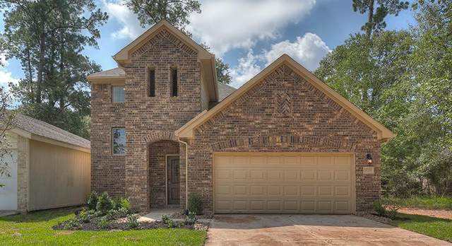 11235 Glenforest Drive, Montgomery, TX 77356 (MLS #84373360) :: The Parodi Team at Realty Associates