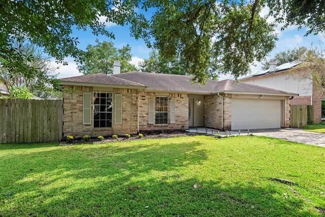 4031 Postwood Drive, Spring, TX 77388 (MLS #84378406) :: The Freund Group