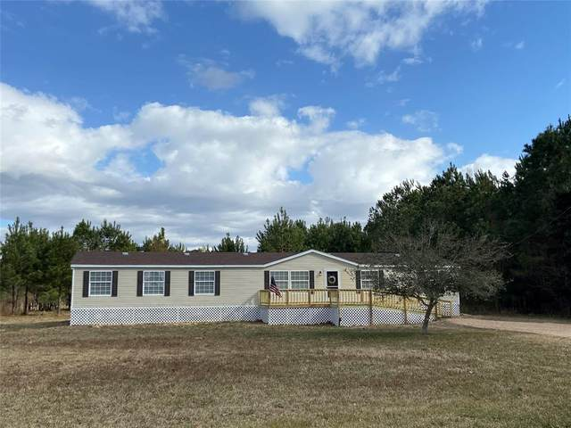 544 County Road 2270, Cleveland, TX 77327 (MLS #8441285) :: Caskey Realty