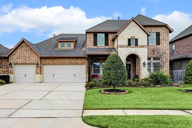 1408 Tanner Woods Lane, Friendswood, TX 77546 (MLS #84415170) :: The Queen Team