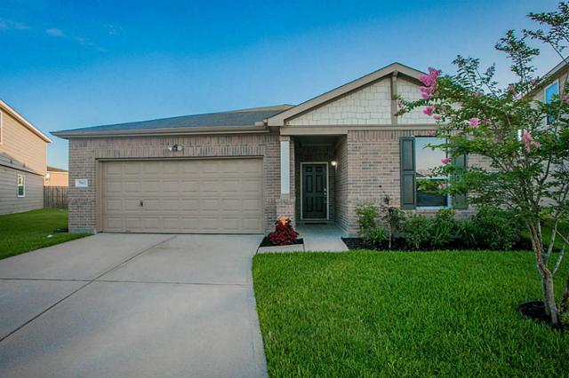 7911 Moss Springs Court, Cypress, TX 77433 (MLS #84427284) :: Team Parodi at Realty Associates