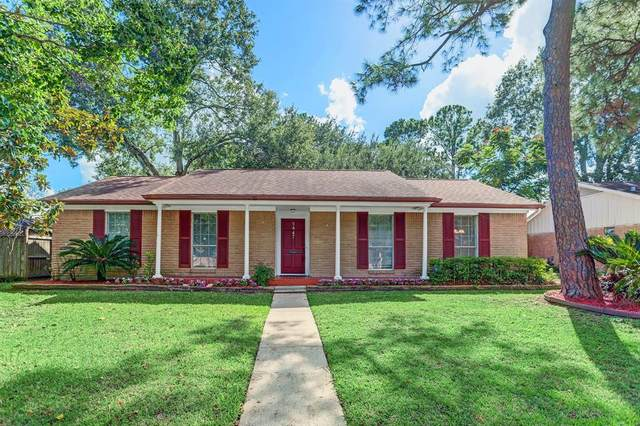 5447 Kuldell Drive, Houston, TX 77096 (MLS #84445323) :: The Bly Team