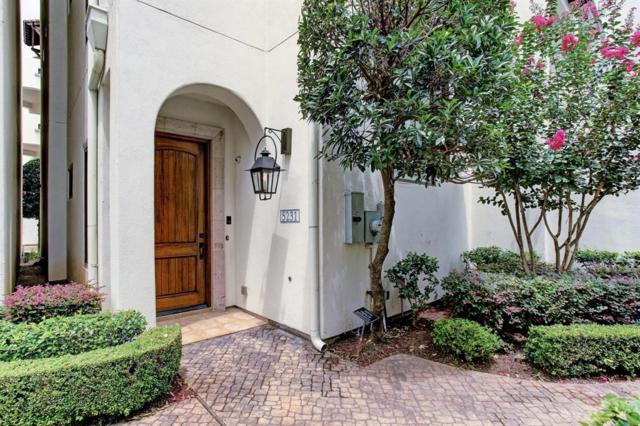 5231 Calle Montilla Place, Houston, TX 77007 (MLS #84449960) :: The Heyl Group at Keller Williams