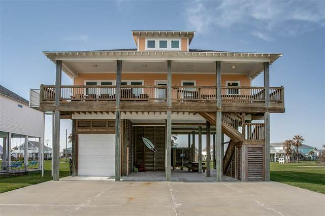 2411 Sandpiper, Crystal Beach, TX 77650 (MLS #84451298) :: Homemax Properties