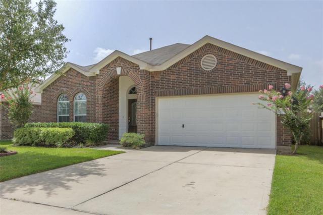 2215 Oak Rise Drive, Conroe, TX 77304 (MLS #84454873) :: The Johnson Team